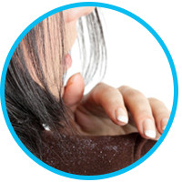 Find out how to cure dandruff with Tea Tree Oil