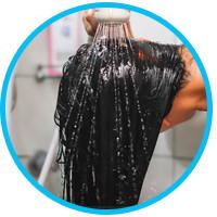 é-lavagem-cabelo-com-água-apenas-realmente-funcionando
