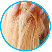 How to Keep Bleached Hair Healthy and Feeble?