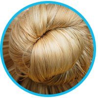 hair-bun-twist-method