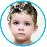 getting-rid-of-dandruff-in-children