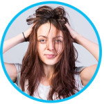 10 Habits of Women with Perfect Hair