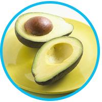blended-avocado-hair-mask