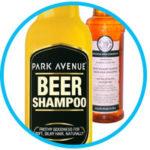 DIY Beer Shampoo Secret for Long, Shiny Hair