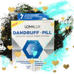 Getting Rid of Dandruff with Loma Lux Dandruff Pill